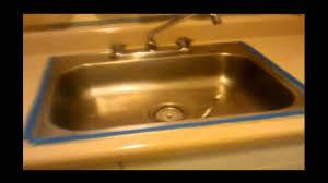 Resurfacing Kitchen Countertops How To Inexpensively Resurface Kitchen Countertop Youtube