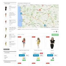 Google Maps Radius Search Products By Location And Google Maps Pro Prestashop Addons
