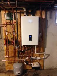 ideas winter home services with tankless water heater