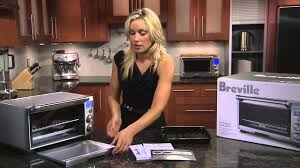 Breville Oven Toaster Unboxing Breville Bov650xl Compact Smart Oven Youtube