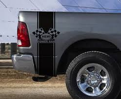 dodge ram decals canada product dodge ram truck hemi power ram 2 stripe kit vinyl decal