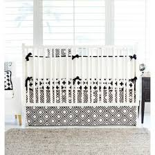 modern black and white crib bedding collection u2013 jack and jill