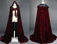 ritual cloak wiccan robes ebay