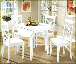 white drop leaf dining table round kitchen table with leaf small white kitchen table and 2 chairs