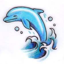 35 awesome dolphin designs