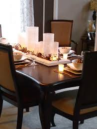 dining room thanksgiving table decorations setting ideas for
