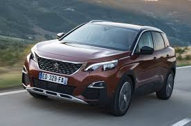 peugeot mini car 2017 peugeot 3008 1 6 thp 165 allure eat6 review review autocar