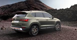seat ateca blue seat ateca x perience concept stable vehicle contracts