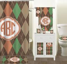Rainbow Bathroom Accessories by Wenko Rainbow Ceramic Bathroom Accessories Set Brown At