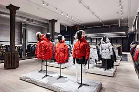 canada goose launches flagship store in nyc hypebeast