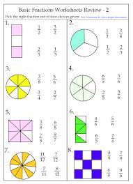3rd grade fractions worksheets u2013 wallpapercraft