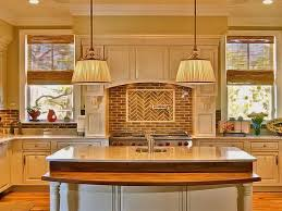 kitchen kitchen design with oak cabinets and marble countertop