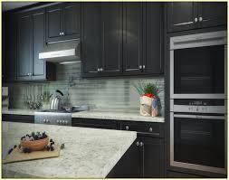 kitchen cabinet backsplash ideas kitchen backsplash ideas with black cabinets awesome kitchen