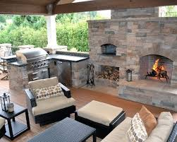 Outdoor Grill And Fireplace Designs - best 25 mediterranean outdoor pizza ovens ideas on pinterest