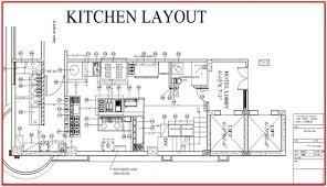 commercial kitchen layout ideas impressive small restaurant kitchen layout commercial genwitch