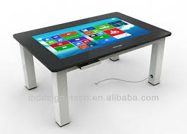 Touch Screen Coffee Table by Interactive Touch Screen Table 4000 6000 My Wants In A Home