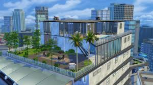 Level Furnished Living The Sims 4 City Living Apartments Guide