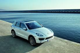 Porsche Cayenne White - 2011 porsche cayenne suv official images and details updated
