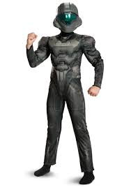Outlet Halloween Costume Halo Master Chief Costumes Halloweencostumes