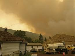 Bc Wildfire Highway Closures by Evacuation Order For Properties Southwest Of Clinton Ashcroft