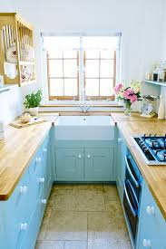 big ideas for small kitchens real homes barnesofashburtonkitchen