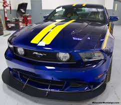 the with the blue mustang blue mustang blue mustang front ford mustang