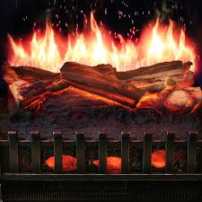 amazon com magikflame electric fireplace w realistic flame