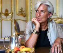 Christine Lagarde es la nueva directora gerente del FMI