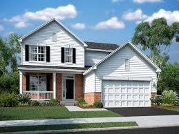 East Meadows Floor Plan Amber Meadows New Homes In Hoffman Estates Il 60192