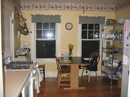 kitchen wallpaper borders ideas pretty kitchen wallpaper borders