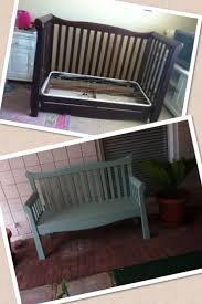 Repurpose Old Furniture by Best 25 Old Baby Cribs Ideas On Pinterest Repurposing Crib