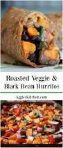 Roasted Vegetable Recipe by Roasted Veggie And Black Bean Burritos