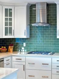 green tile kitchen backsplash kitchen backsplash emerald green backsplash green glass tile