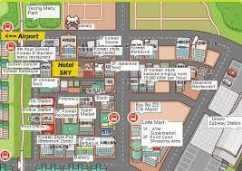 Incheon Airport Floor Plan Map Picture Of Hotel Sky Incheon Airport Incheon Tripadvisor
