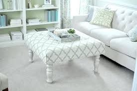 Diy Ottoman Coffee Table Ottoman Coffee Tables Coffee Ottoman Coffee Table With Shelf