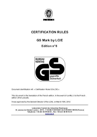 lcie bureau veritas and guidance for use of the lpcb certification marks