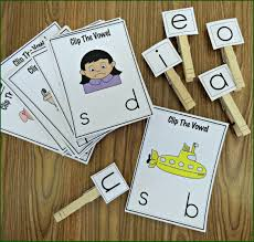 response to intervention short vowels cvc activity pack and