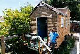 Tiny Houses For Rent In Florida Tiny Houses Gain Popularity In Bay Area But Also Face Obstacles