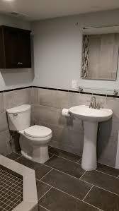 fantastia tile and remodeling cary basement bath 03 fantasia