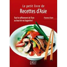 cuisine d asie petit livre de cuisine le petit livre de recettes d asie