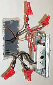 my baseboard setback thermostat installation