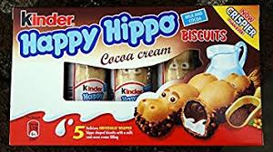 happy hippo candy where to buy buy kinder happy hippo cocoa 3x103 5g 3x3 65oz pack of 3