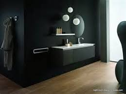 Black And White Bathroom Tile Design Ideas Decor Ideasdecor Black - Black bathroom designs