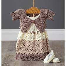 lacy dress and shrug size 6 9 months 18