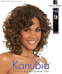 honey weave honey curl sensationnel kanubia