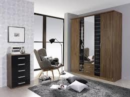 5 Door Wardrobe Bedroom Furniture German 5 Door Wardrobe With A Mirror Door And 2 Drawers Cloth