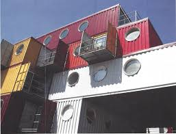 shipping container living space easterday construction