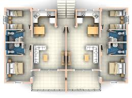 2 Bedroom 1 Bath House Plans Bedroom Two Bedroom Apartment Design House Plans With Pictures