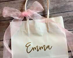 wedding gift bag wedding gift bags etsy