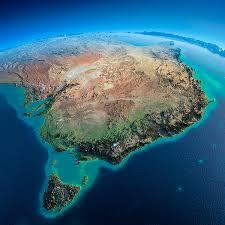 australia satellite map earth australia planet earth satellite view sku 0099